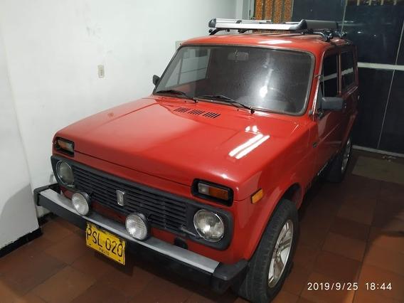 Campero 4x4 Lada Niva1.600 Soat Y T.m Vigentes Transpaso Ok