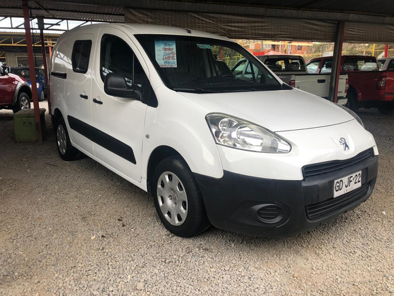 Peugeot Partner 1.6 Full Año 2014