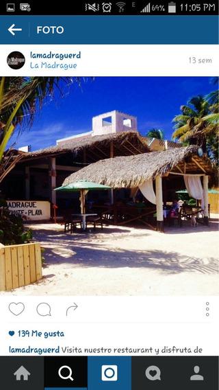 Punto Comercial Restaurante/playa Privada En Guayacanes .