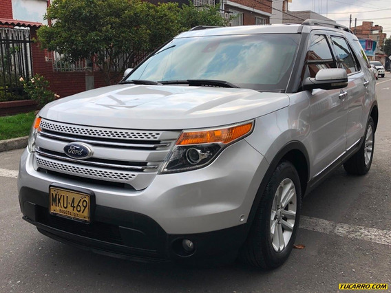 Ford Explorer Limited 3500cc Tp Aa Ab Abs Tc