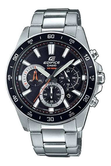 Relógio Masculino Casio Edifice Efv-570p-1avudf - Prata