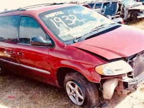 Dodge Caravan 2002 6cil Partes Y Refacciones