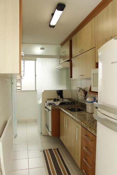 Apartamento Com 3 Dormitórios À Venda Por R$ 300.000 - Vila São Pedro - Santo André/sp - Ap3823