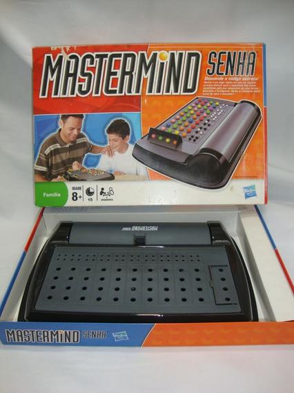 Jogo Senha Mastermind Hasbro Completo