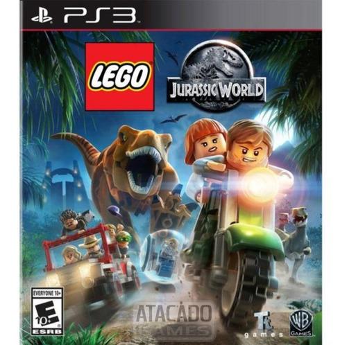 Lego Jurassic World Ps3 Digital