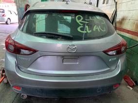 Mazda Mazda 3 2.5 S Sport Hatchback Mt 2016