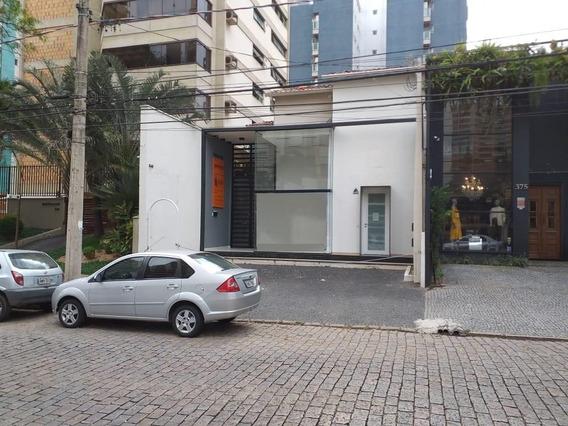 Salão Para Aluguel Em Cambuí - Sl007023