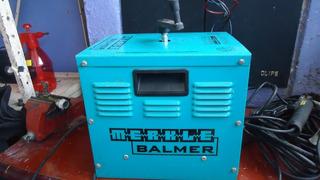 Maquina De Solda Merkle Balmer 180 Amp. - Super 180 110/220