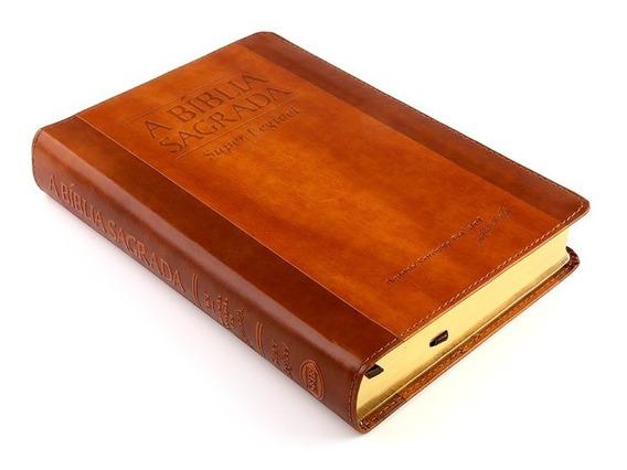 Bíblia Almeida Corrigida Fiel Letra Super Legível