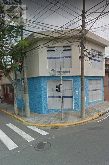 Prédio À Venda, 119 M² Por R$ 432.750 - Osvaldo Cruz - São Caetano Do Sul/sp - Pr0039