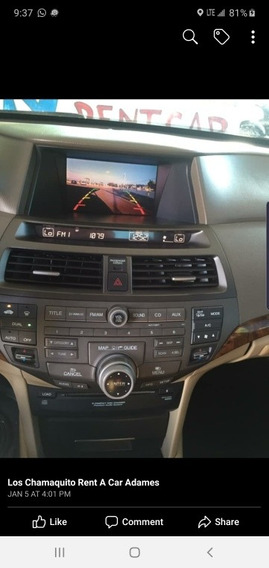 Honda Accord V6 Full, Americano