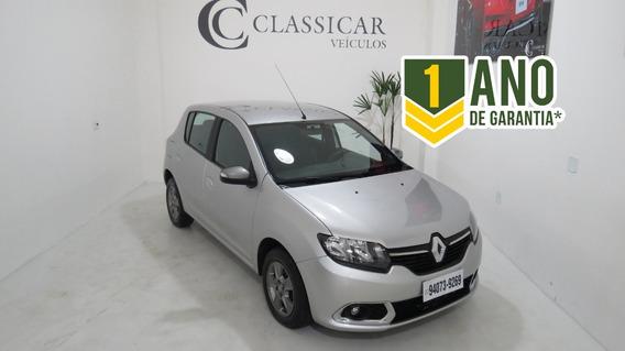Renault Sandero Vibe 1.0 2019 - Completo