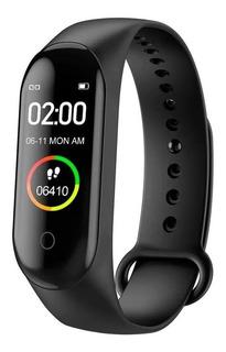 Pulseira Inteligente Smartband M4 Relógio Notificações