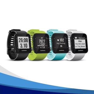 Reloj Garmin Forerunner 35 Verde Ideal P Running Y Ciclismo Frecuencia En Muñeca Rastrea Distancia Velocidad Y Lugar Gp