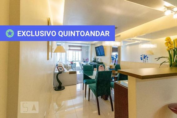 Apartamento No 12º Andar Mobiliado Com 2 Dormitórios E 1 Garagem - Id: 892961277 - 261277