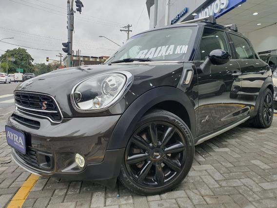Mini Cooper Countryman S All4 1.6 Aut. 2015/2016