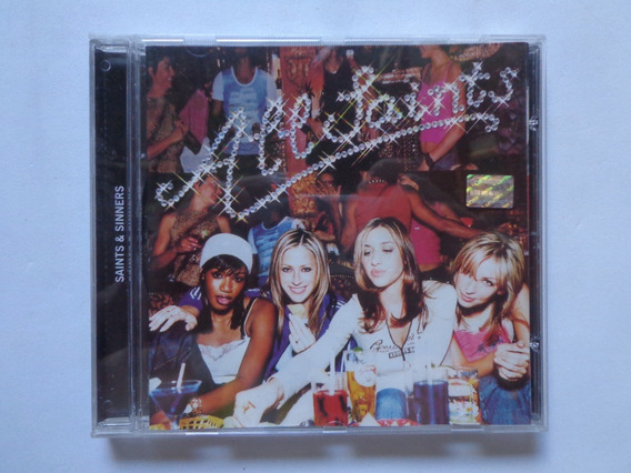 All Saints - Saints & Sinners (cd)