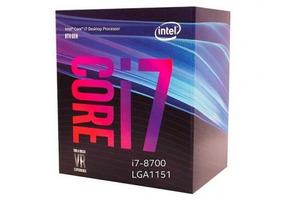 Processador Socket 1151 Corei7 8700 3.2ghz Box