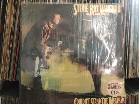 Stevie Ray Vaughan - Couldnt Stand The Weather- Vinil