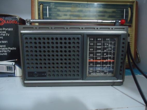 Radio Motoradio De 3 Faixas Nao Funciona