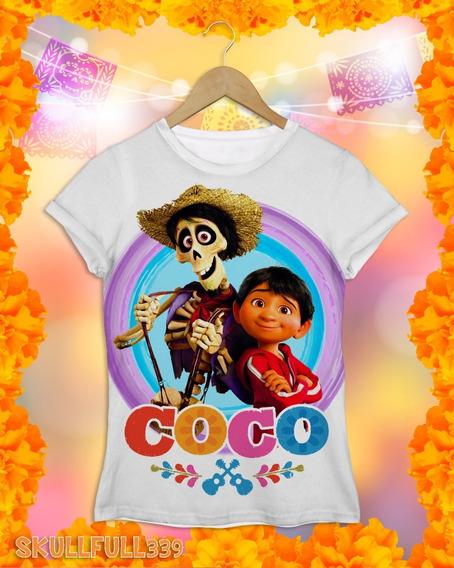Playera Coco