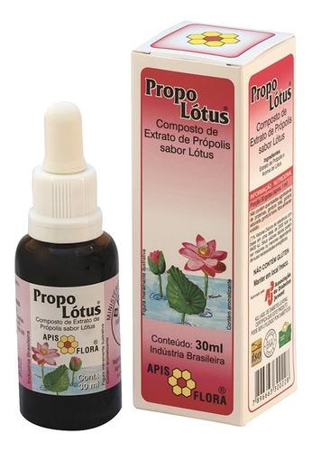 Extrato De Própolis Com Lótus  Propolótus 30ml - Apis Flora