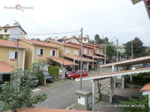 Sobrado Com 2 Dormitórios À Venda, 70 M² Por R$ 330.000,00 - Granja Viana - Cotia/sp - So0768