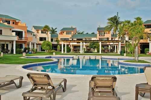 Hermosa Casa En Renta Amueblada En Isla Dorada Frente Muelle