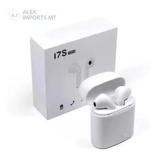 I 7s Par Fone Ouvido I7 Tws Bluetooth AirPods iPhone