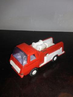 Camion De Bomberos San Mauricio En Buen Estado