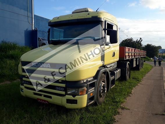Scania T 124 360 1999 4x2