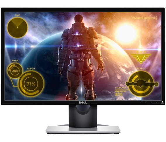 Monitor Gamer 24 Fullhd Dell Se2417hg + Brinde + Promoção