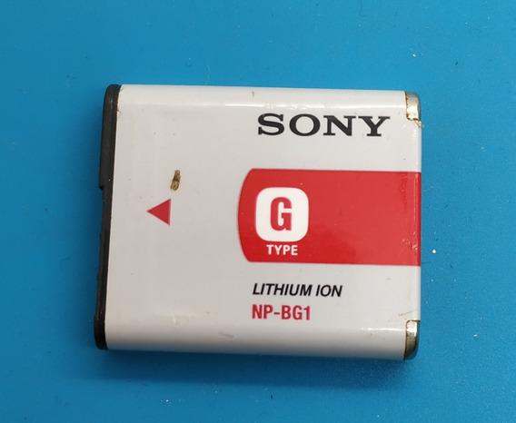 Bateria Original Sony Np-bg1 W30 W35 W50 W55 W70 W90 W210