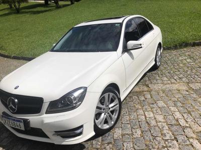Mercedes-benz Classe C 1.8 Sport Turbo 4p 2014