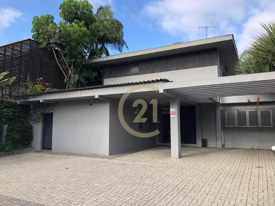 Casa À Venda, 475 M² Por R$ 5.990.000 - Alto De Pinheiros - São Paulo/sp - Ca0863