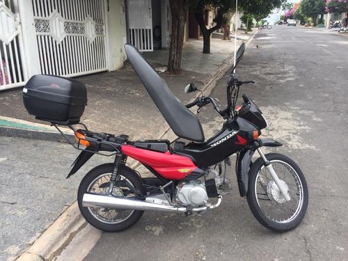 Imagem 1 de 6 de Honda Pop 100
