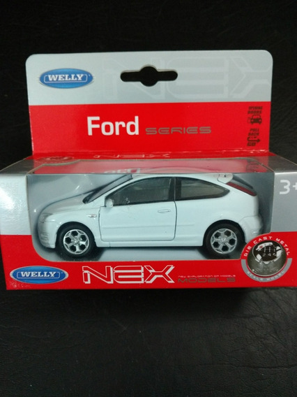 Ford Focus 1/36 Welly