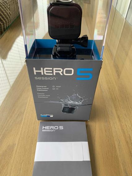 Câmera Gopro Hero 5 Session 4k A Prova D
