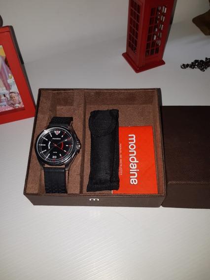 Relógio Mondaine + Brinde