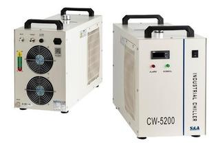 Chiller Cw-5200 Para Máquinas De Corte A Laser-mercadolaser -