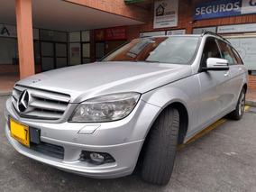 Mercedes Benz Clase C 200kt Kompressor