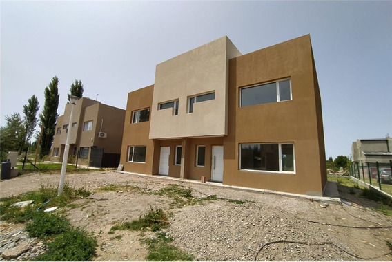 Alquiler Duplex Tipo Casa Barrio Priv Elementos Ii