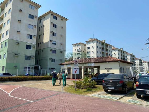 Apartamento Com 3 Dormitórios À Venda, 82 M² Por R$ 320.000,00 - Aleixo - Manaus/am - Ap2980