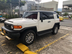 Toyota Fj Cruiser Blindado