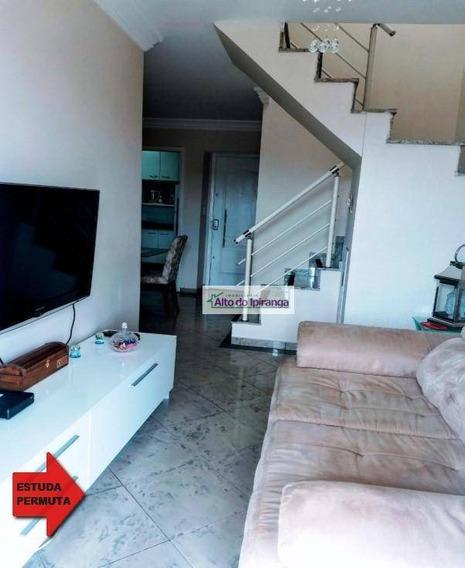 Cobertura À Venda, 170 M² Por R$ 1.180.000,00 - Casa Verde - São Paulo/sp - Co0097