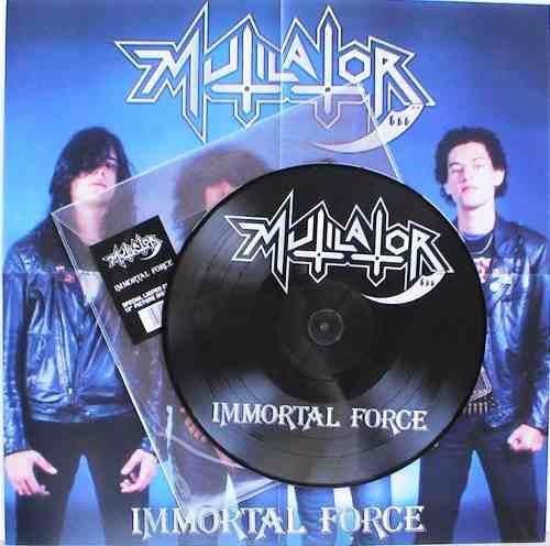 Multilator - Immortal Force - Lp Picture