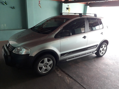 Volkswagen Crossfox 1.6 Total Flex 5p 2007