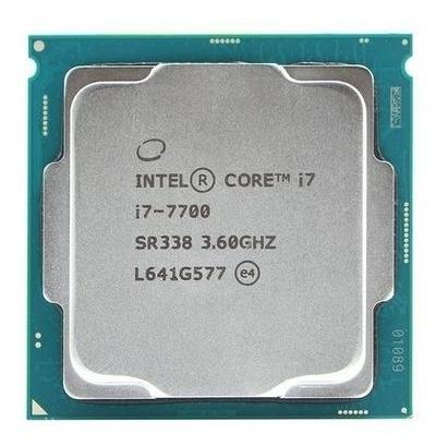 Processador I7 7700