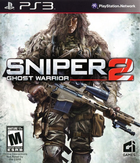 Sniper Ghost Warrior 2, Ps3.