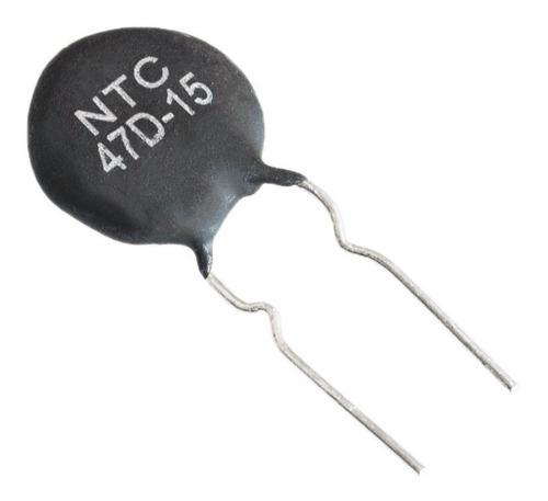 Termistor Ntc 47d-15 47 Ohm 3 A